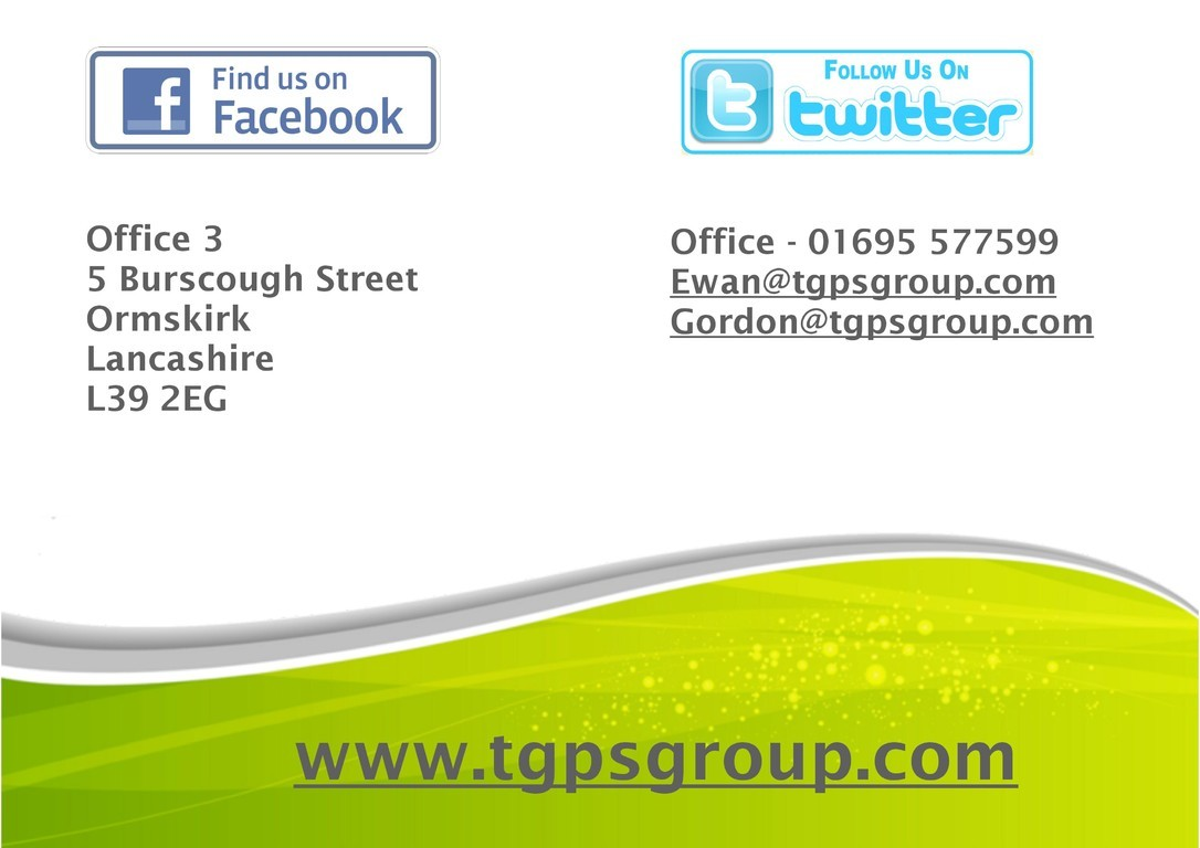 Town Green Property Services Ormskirk One Stop Shop